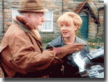 Dr.Ferrenby & Kate Rowan - filmed 1992