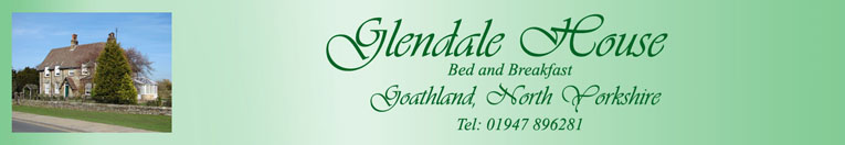 Glendale House special offers / winter breaks / 3 nights for the price of 2