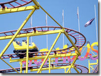 Flamingoland Mighty Mouse