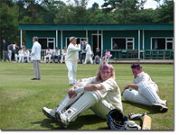 Goathland Cricket Pavillion