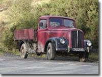 Greengrass's Truck