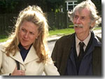 Jenny Lattimer played by Sarah Tansey, and Bernie Scripps (2002)