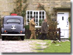 David Stockwell and Vernon Scripps at Nesfield Cottage (2003)