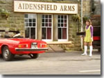 Gina at Aidensfield Arms (1999)
