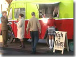 Claude Greengrass' Fish & Chip van (2000)