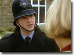 Nick Berry as PC Rowan in Heartbeat