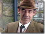 Roger Lloyd Pack as Reggie Rawlins in Heartbeat (1996)