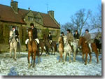 Goathland Hunt, Boxing Day 1996