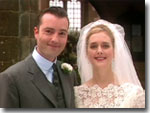 Nick Rowan and Jo Weston's wedding (1997)