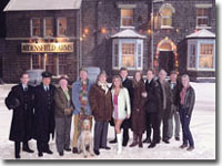Heartbeat Christmas episode publicity shot - 17 November 2005