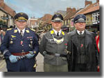 Wartime weekend in Pickering