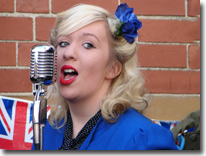 Miss Marina Mae, Wartime Weekend, Pickering