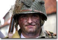 US Army, Wartime weekend, Pickering, North Yorkshire Moors Railway