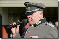 Wartime weekend, Goathland, North Yorkshire Moors Railway