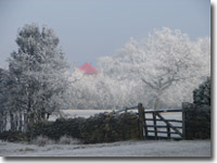 Winter in Goathland