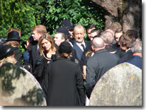 Heartbeat, funeral