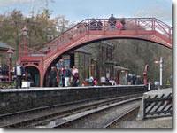 Goathland station bridge