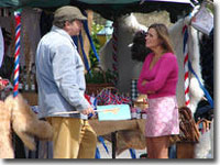 David & Gina - filming 3 May 06