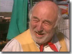 Bill Maynard as Claude Greengrass in Heartbeat (1996)