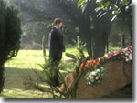 Kate Rowan's funeral (1995)