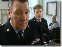 Sgt. Miller, PC Bellamy, Alf Ventress