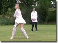Rosie Cartwright, Aidensfield cricket team