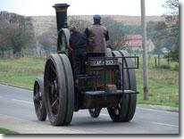 Garrett Traction Engine (Steam Tractor)