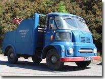 BMC Breakdown Truck