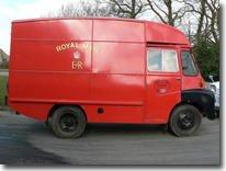Austin PO Van