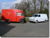Austin Van & Ford Transit series I