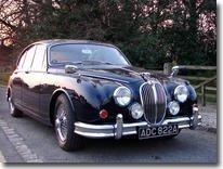 Jaguar 3.4 Saloon