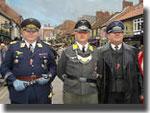 Wartime weekend in Pickering