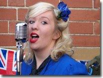 Miss Marina Mae, Wartime Weekend, Pickering