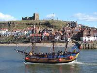 Bark Endeavour, Whitby