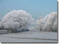 Winter in Goathland