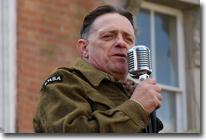 Paul Harper, Wartime weekend Pickering